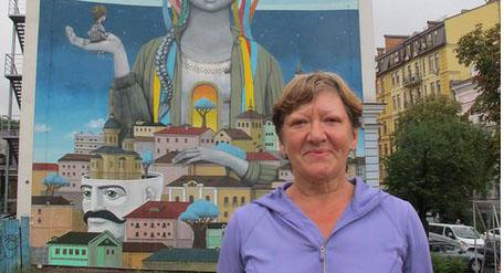 Я відчула в Києві себе вільною громадянкою у вільній країні